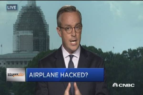Can your airplane be hacked?