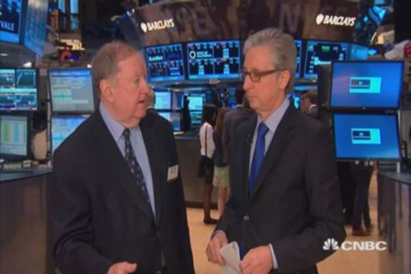 Cashin says: Where's the short covering?