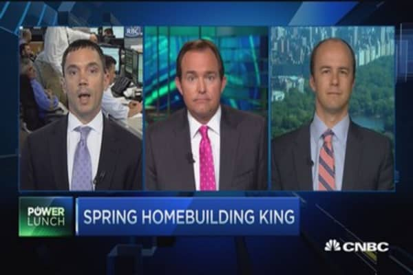 Spring picks: Home Depot or Lowe's?