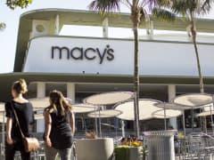 A Macy's department store in Pasadena, California.