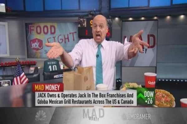 Battle of the burgers: SHAK vs. JACK