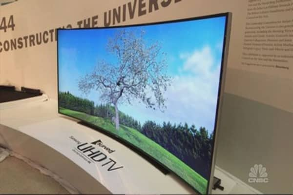 Apple scraps 4K TV plans: report