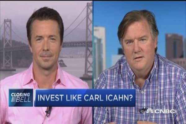 Should you invest like Carl Icahn?