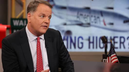 Doug Parker, CEO of American Airlines