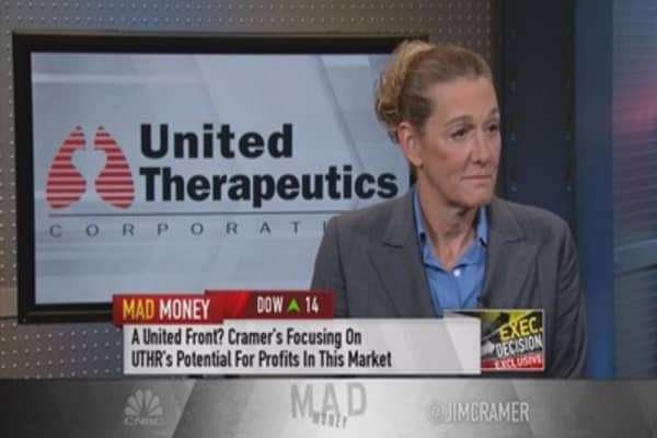 United Therapeutics: Expect $100 million/year from new drug