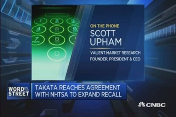 Tracking Takata's crisis management