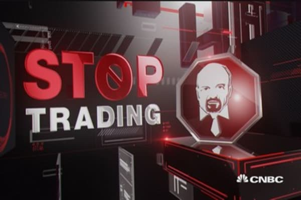 Cramer's Stop Trading: Cimarex Energy