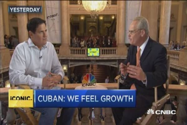 Cuban: Too many regulations