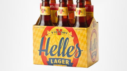 Victory Helles Beer