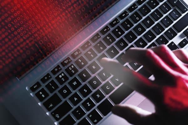 Hacking hacker cyber security