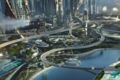 A still from Walt Disney's Tomorrowland.