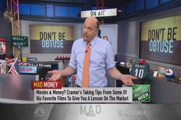 Cramer: 10 Stocks to Buy Your Kids in 2012