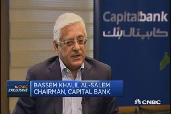 Capital Bank: Iraq's main issue isn't ISIS
