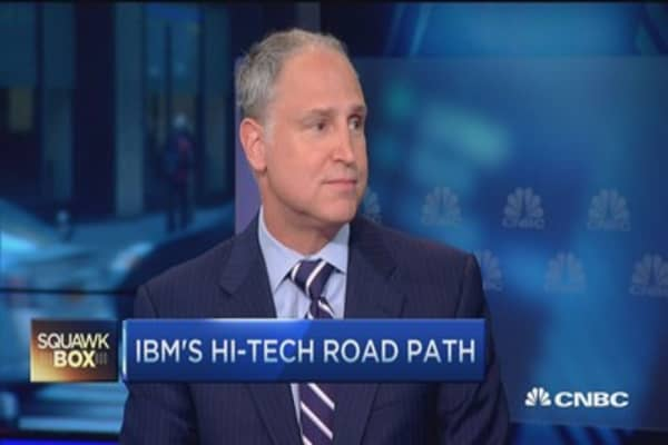 IBM takes aim at traffic nightmares