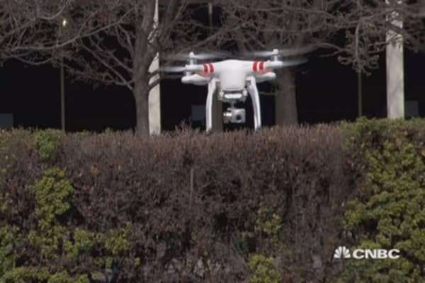 Uber for drones