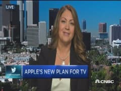 Apple's new plans for TV