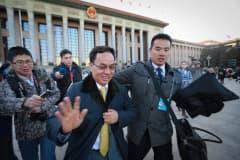 Li Hejun, Chairman of Hanergy Holding Group