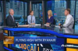 Flying high with Ryanair