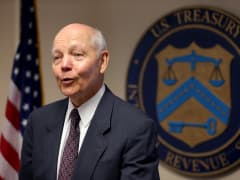 Internal Revenue Service Commissioner John Koskinen.