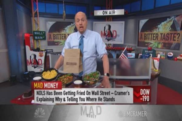 Cramer: Avoid this restaurant stock