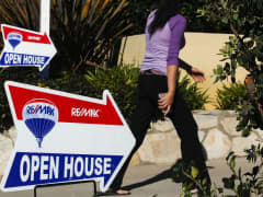 existing home sales open house