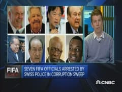 FIFA head Blatter must take responsibility: Pro