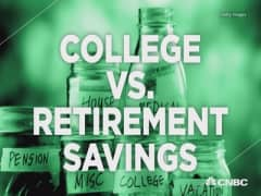 How to balance retirement and college savings