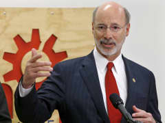 Governor Tom Wolf.