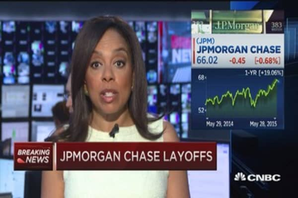 JPM expected to lay off more than 5,000: DJ