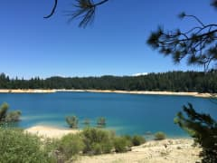 This reservoir, owned by South Feather Water & Power, in California is the cheapest water in