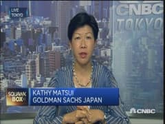Too early to rule out Japan consumers: Goldman