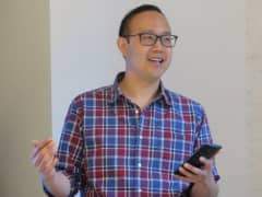Boxed Wholesale CEO Chieh Huang