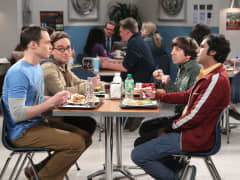 Big Bang Theory scholarships