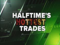 Halftime's hottest trades today: GME, JCP, KORS & ITB