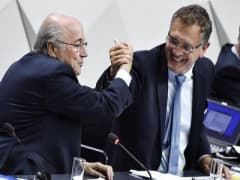 Blatter re-elected to head FIFA