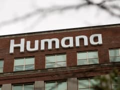 The Humana Inc. headquarters office stands in Louisville, Kentucky