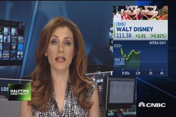 Disney CFO stepping down