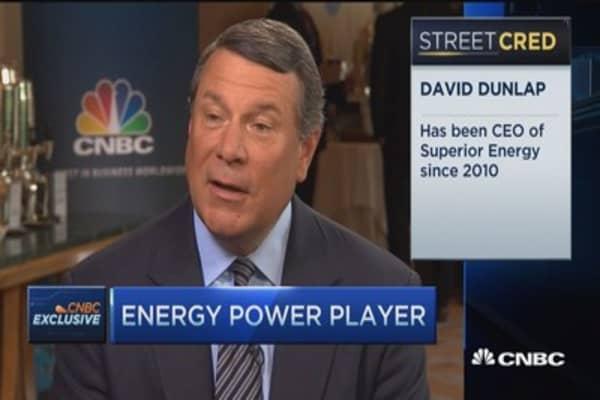 Superior Energy CEO talks labor costs