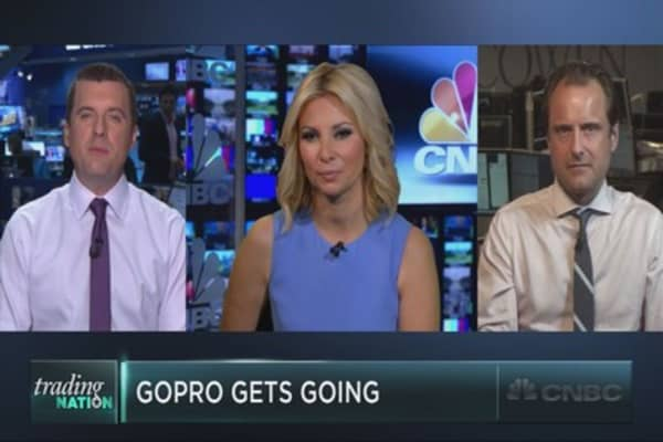 Can GoPro keep rallying?