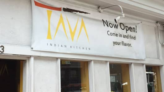 Tava Indian Restaurant, San Francisco