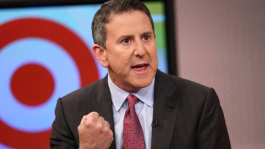 Brian Cornell, CEO, Target