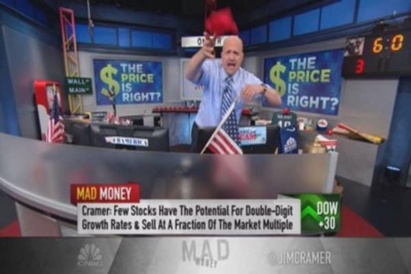 Cramer: Is the market overvalued?