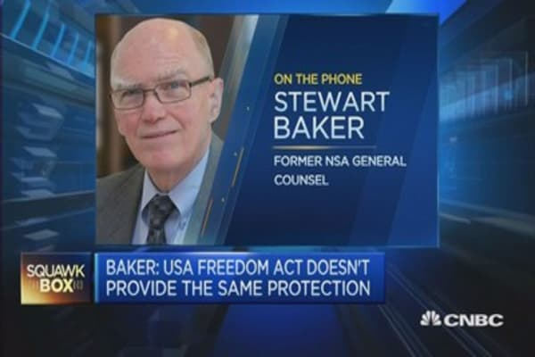Ex-NSA general counsel: Sunset of Patriot Act will be bad