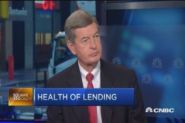 BB&T CEO: New world of banking