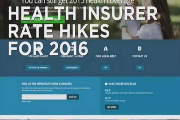 Health insurance rates may go up