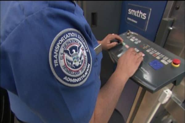TSA security failures