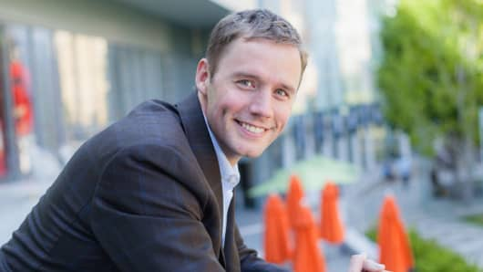 CircleUp CEO Ryan Caldbeck