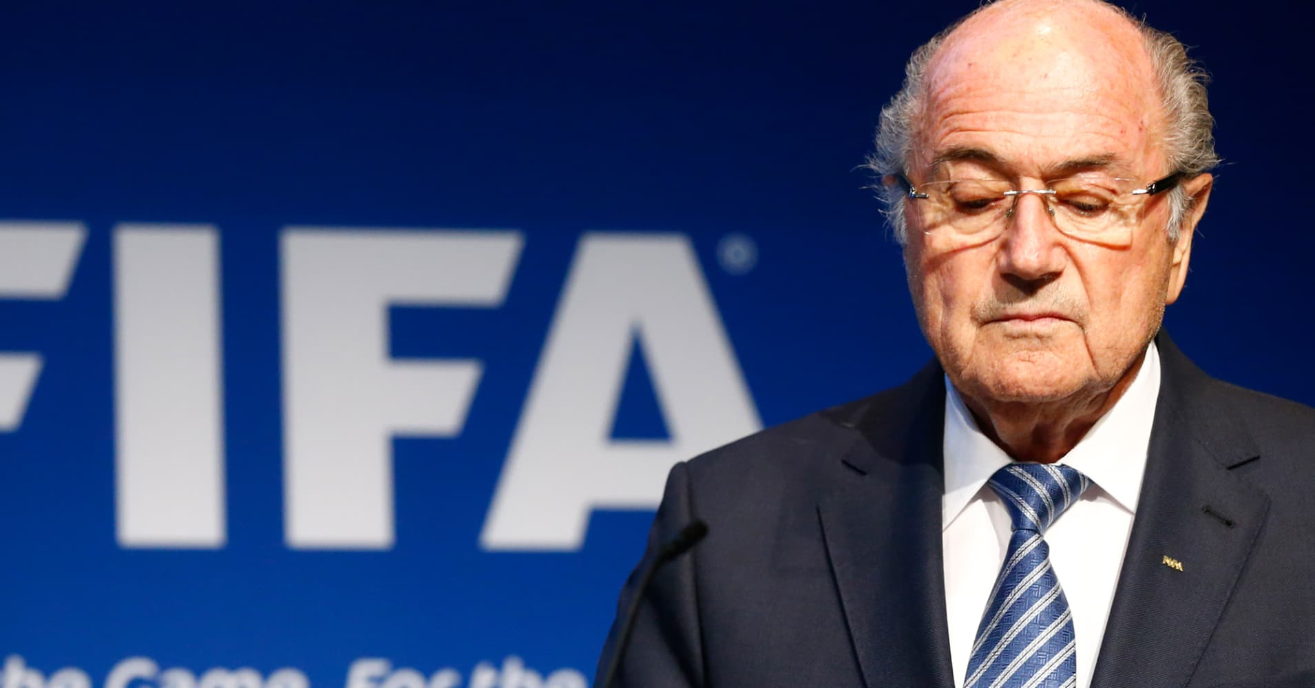 Spécial investigation 2016 – La FIFA, Sepp Blatter et moi