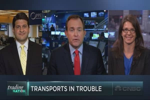 Oppenheimer's Wald: Don't fear the transports