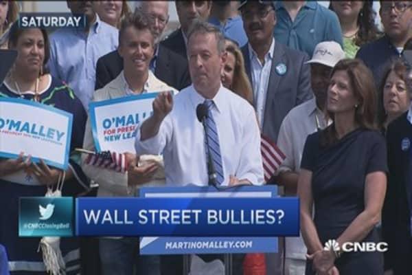 Bair pens teen tome, 'Bullies of Wall Street'
